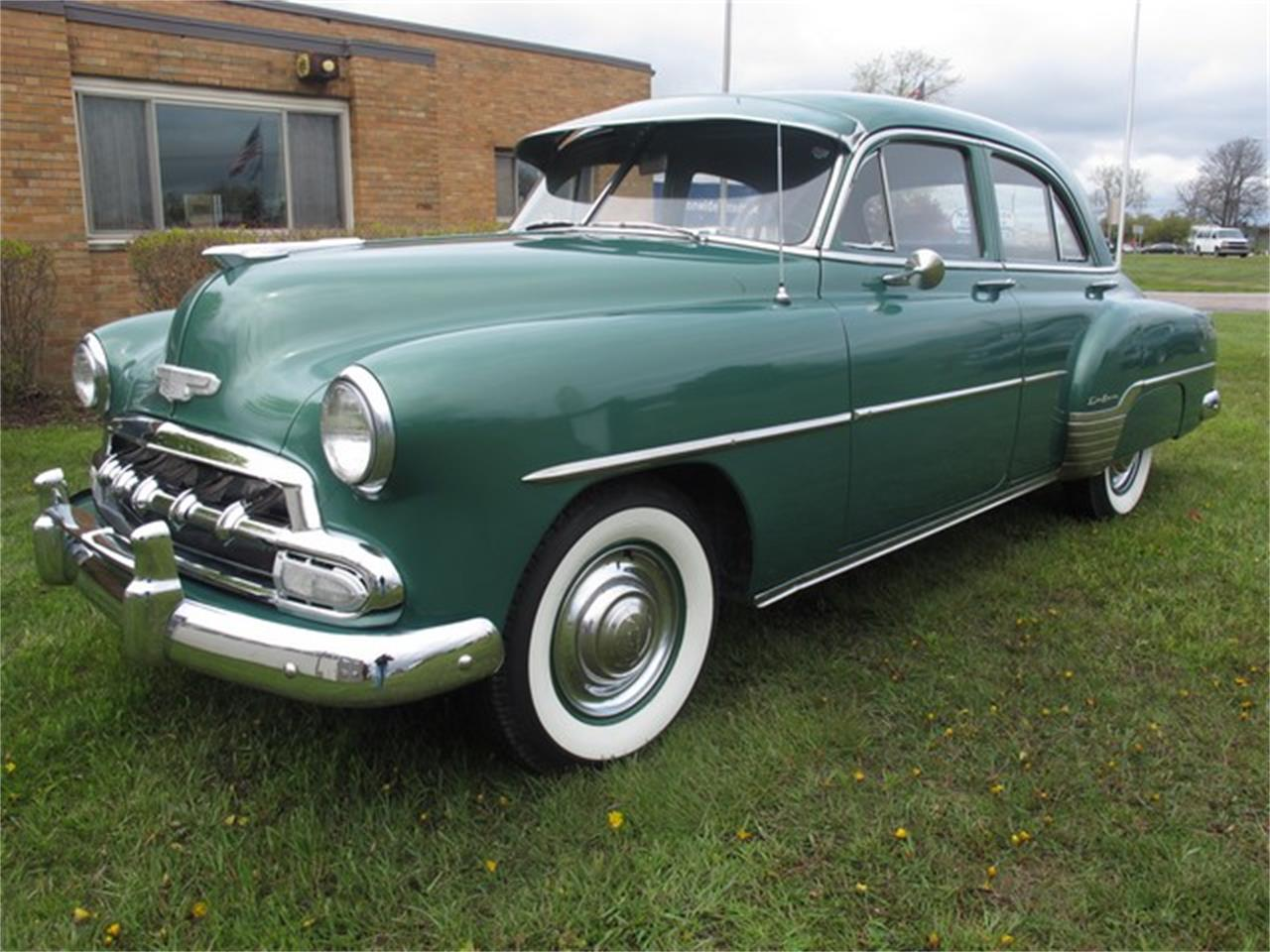 1952 Chevrolet Styleline Deluxe (CC-1220974) for sale in Troy, Michigan