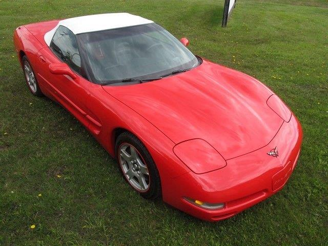 1999 Chevrolet Corvette (CC-1220977) for sale in Troy, Michigan
