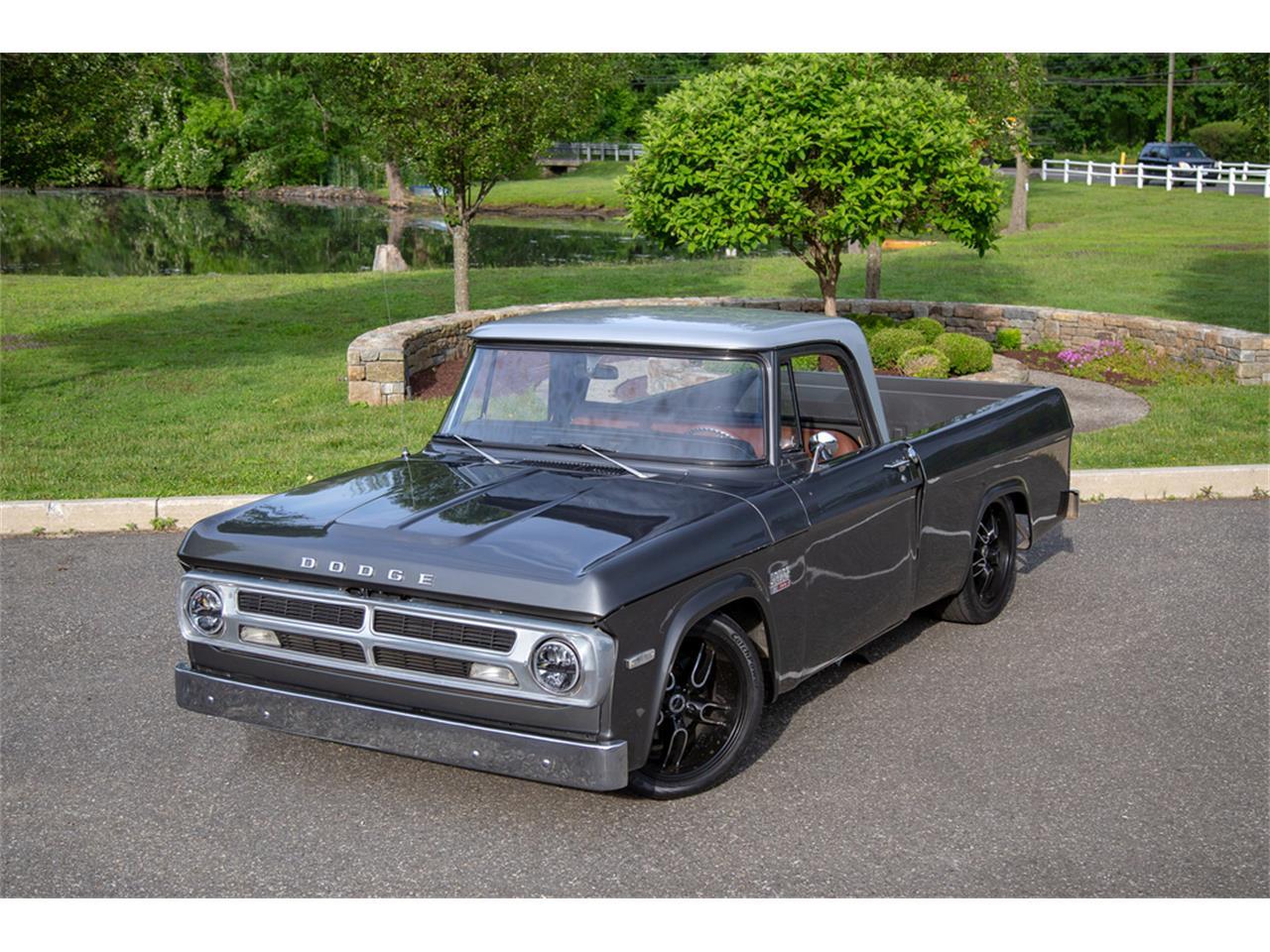 1970 Dodge D100 For Sale Classiccars Com Cc 1229790