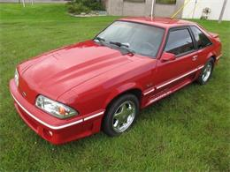 1988 Ford Mustang (CC-1220986) for sale in Troy, Michigan