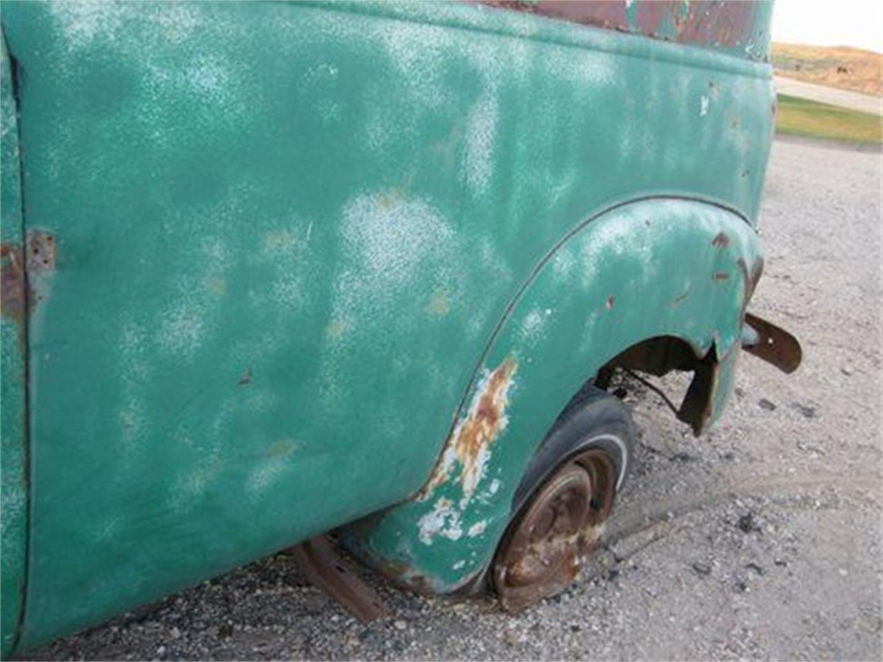 1954 GMC Panel Truck (CC-1220988) for sale in Cadillac, Michigan