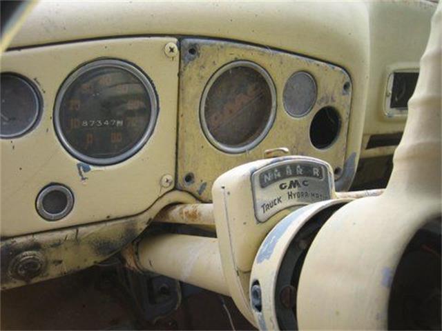 1954 GMC Panel Truck (CC-1220988) for sale in Cadillac, Michigan