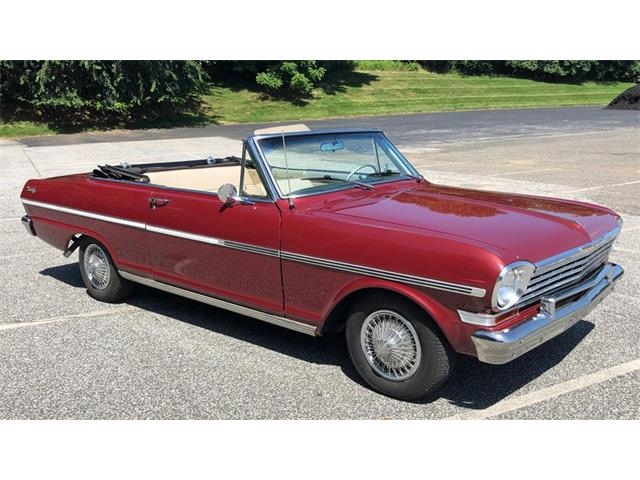 1963 Chevrolet Nova (CC-1229880) for sale in West Chester, Pennsylvania