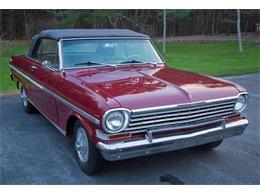 1963 Chevrolet Nova (CC-1229880) for sale in West Chester, Pennsylvania