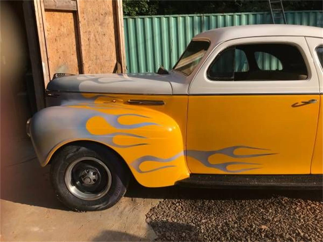 1940 Plymouth Business Coupe (CC-1229904) for sale in Cadillac, Michigan