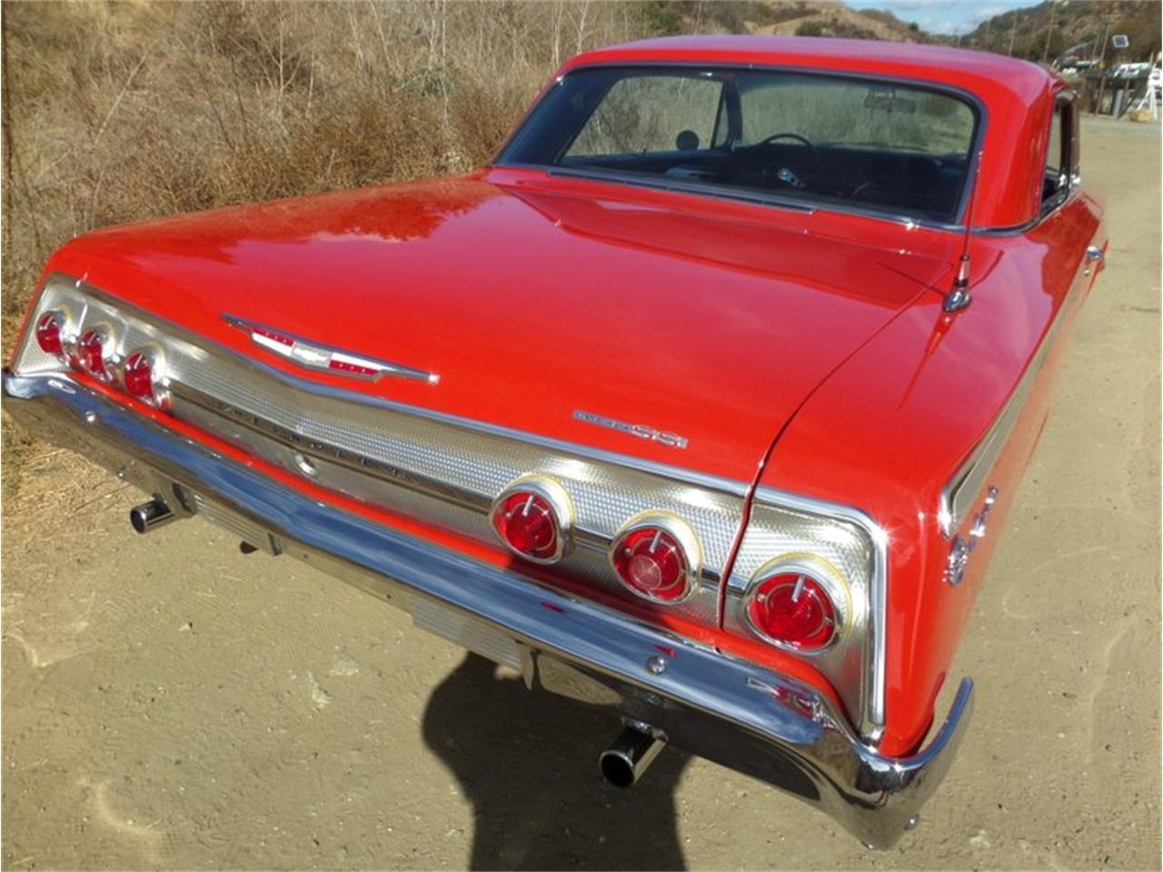 1962 Chevrolet Impala (CC-1220991) for sale in Laguna Beach, California