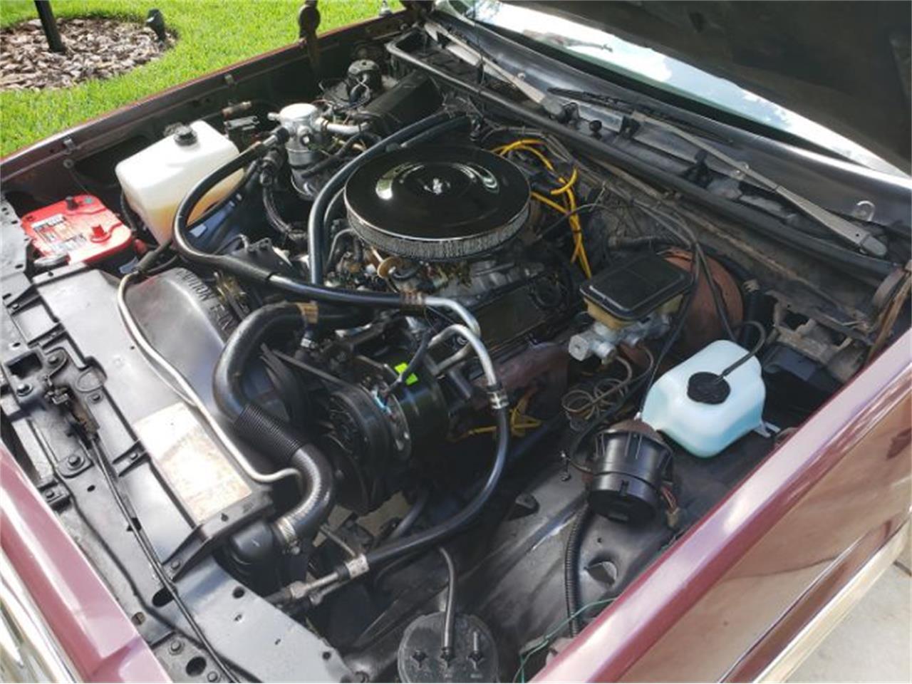 1984 GMC Caballero (CC-1229932) for sale in Cadillac, Michigan