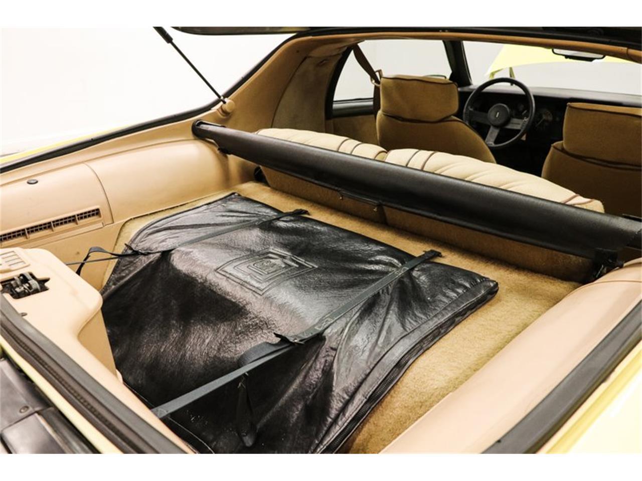 1987 Chevrolet Camaro (CC-1229954) for sale in Sherman, Texas