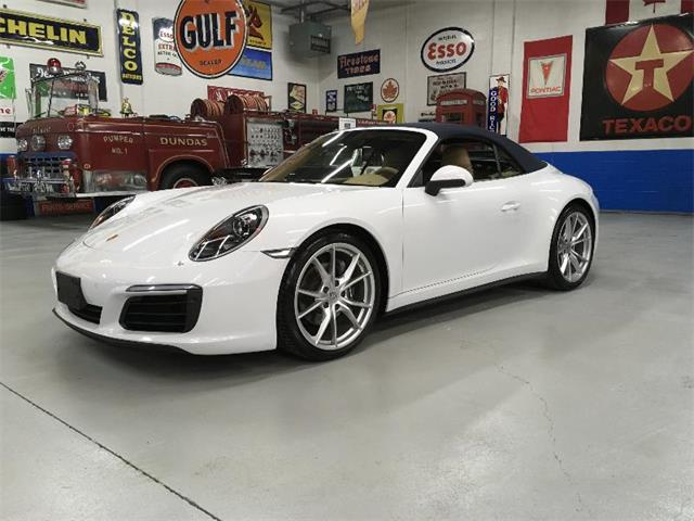 2017 Porsche Carrera (CC-1229966) for sale in Dundas, Ontario
