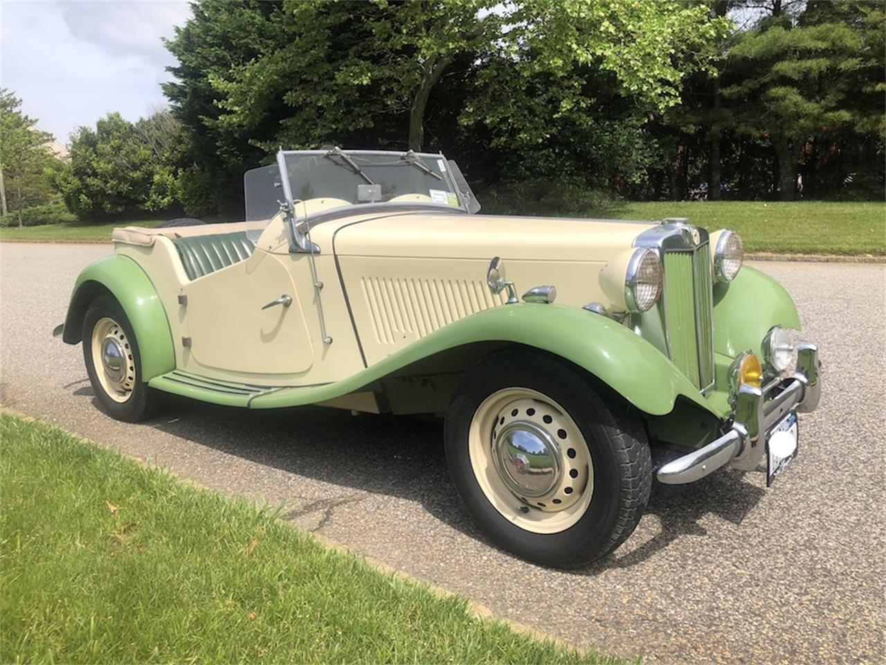 1952 MG TD (CC-1229978) for sale in Southampton , New York