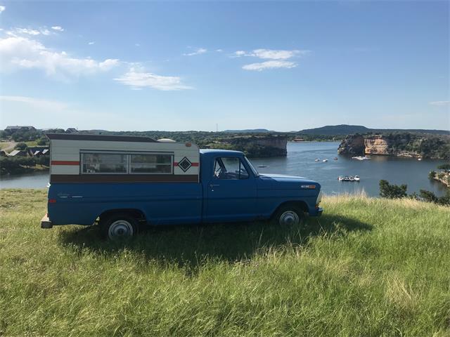 1971 Ford F100 (CC-1229986) for sale in Dallas, Texas