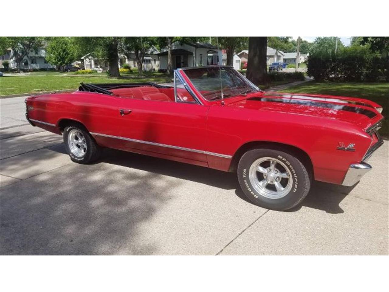 1967 Chevrolet Chevelle (CC-1231037) for sale in Cadillac, Michigan