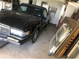 1989 Cadillac DeVille (CC-1231059) for sale in Cadillac, Michigan