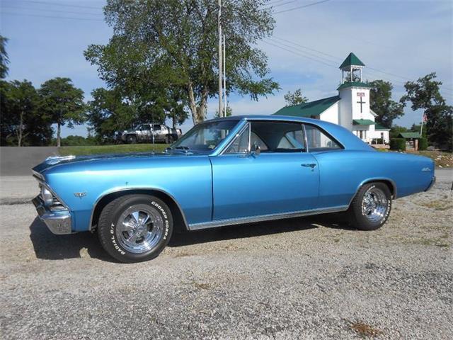 1966 Chevrolet Malibu (CC-1231083) for sale in West Line, Missouri