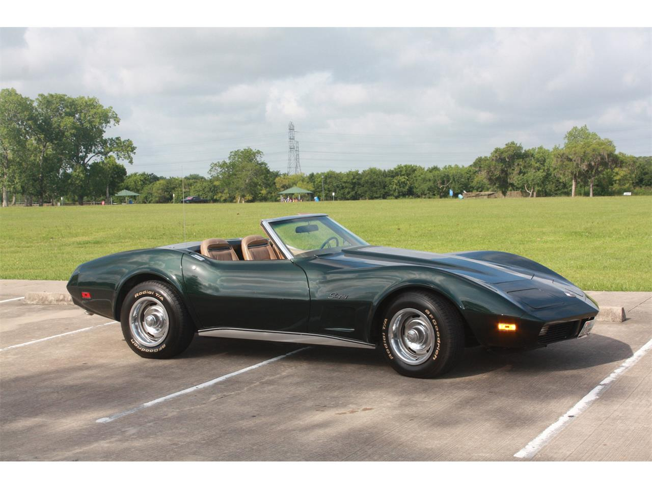 1974 Chevrolet Corvette (CC-1231104) for sale in Webster, Texas