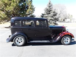 1933 Plymouth 4-Dr Sedan (CC-1231111) for sale in Grand Junction, Colorado