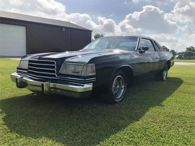 1979 Dodge Magnum (CC-1231127) for sale in Beasley, Texas