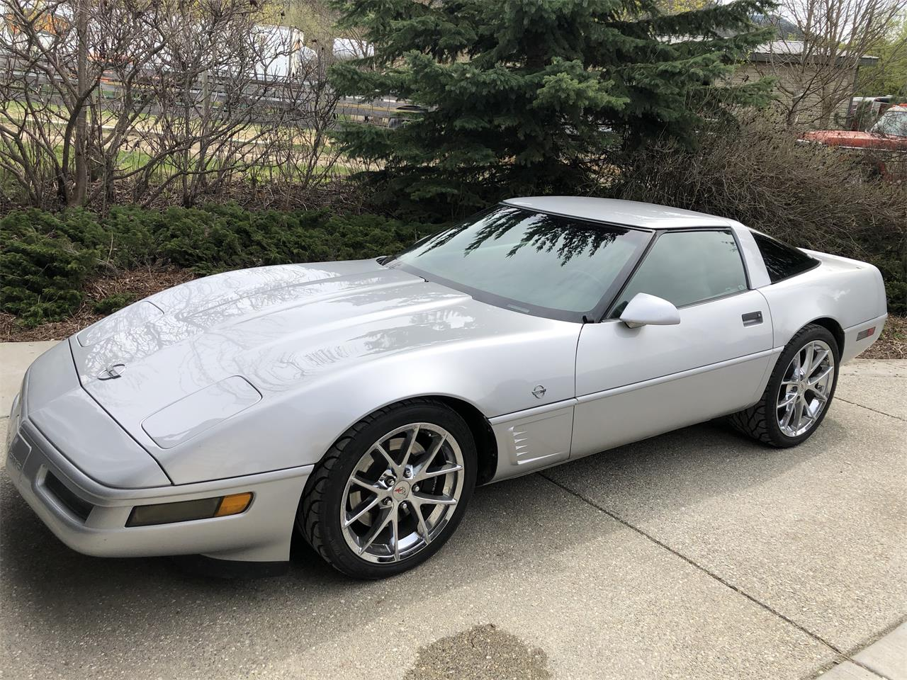 1996 Chevrolet Corvette (CC-1231130) for sale in Armstrong, British Columbia