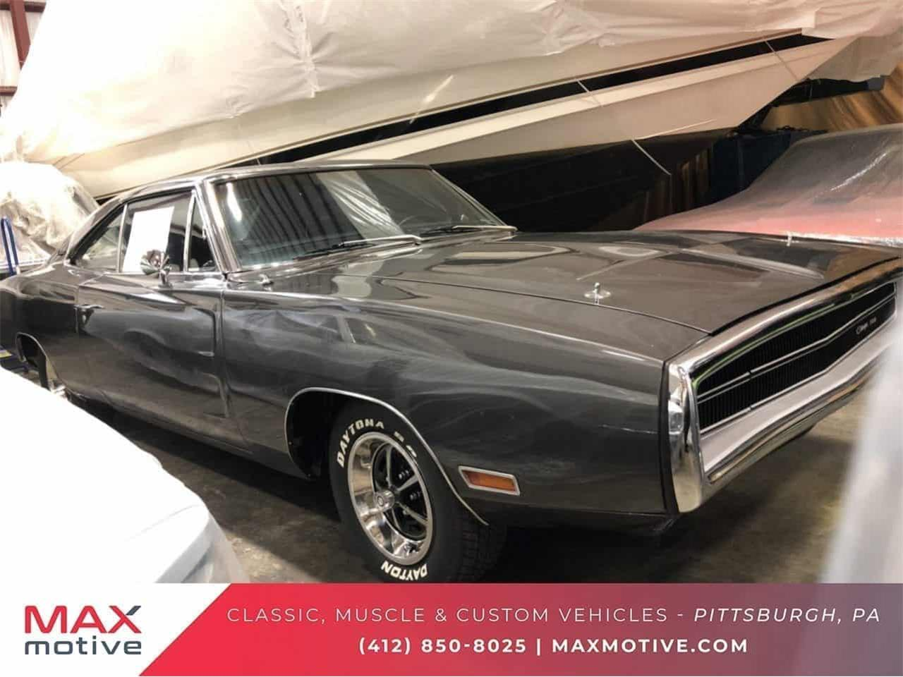 1970 Dodge Charger (CC-1231154) for sale in Pittsburgh, Pennsylvania