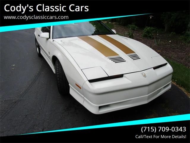 1989 Pontiac Firebird (CC-1231193) for sale in Stanley, Wisconsin