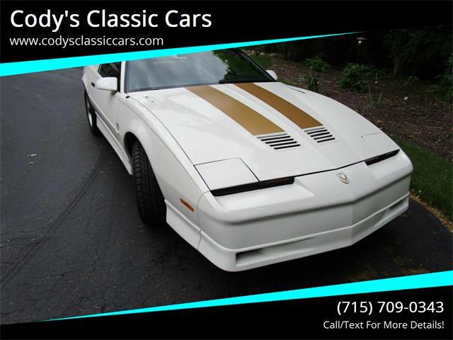 1989 Pontiac Firebird (CC-1231193) for sale in Stanley, Wisconsin