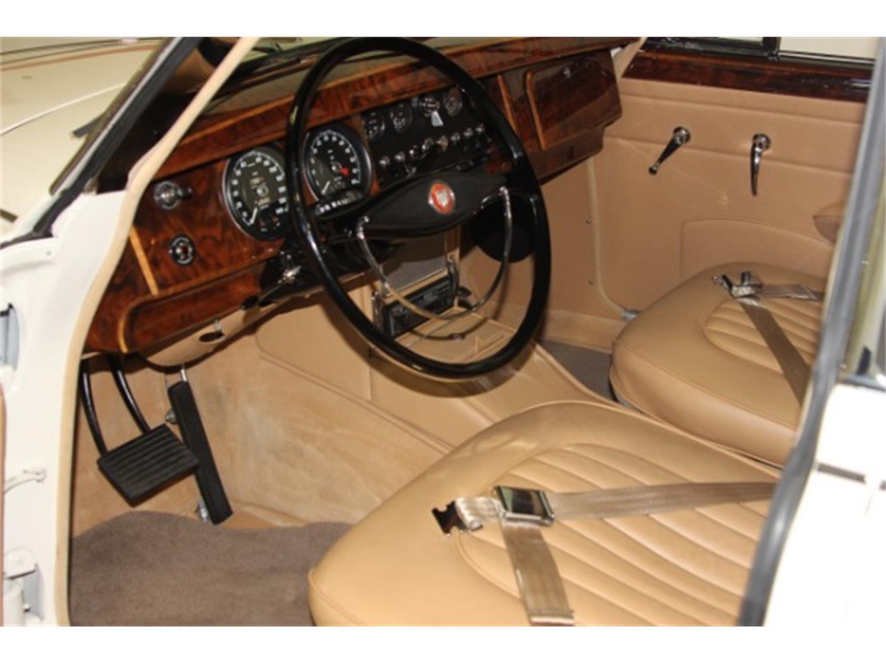 1962 Jaguar Mark II (CC-1231197) for sale in San Ramon, California