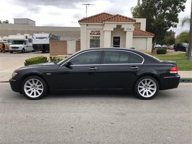 2006 BMW 7 Series (CC-1231206) for sale in Brea, California