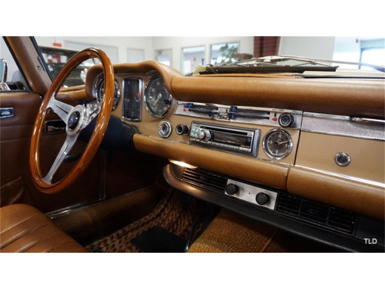 1970 Mercedes-Benz 280SL (CC-1231231) for sale in Chicago, Illinois