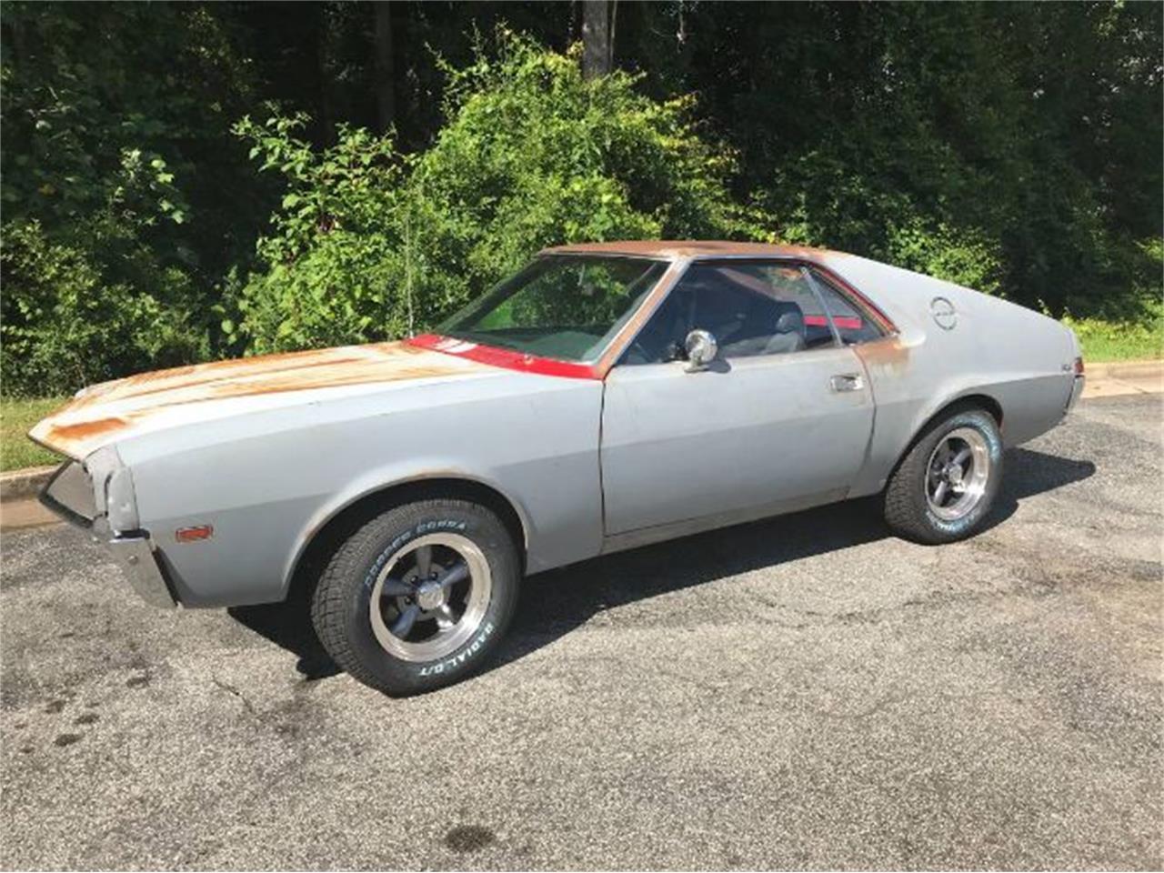 1969 AMC AMX (CC-1231233) for sale in Cadillac, Michigan