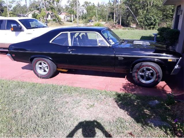 1969 Chevrolet Nova (CC-1231235) for sale in Cadillac, Michigan