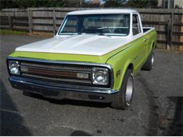 1970 Chevrolet C10 (CC-1231244) for sale in Cadillac, Michigan