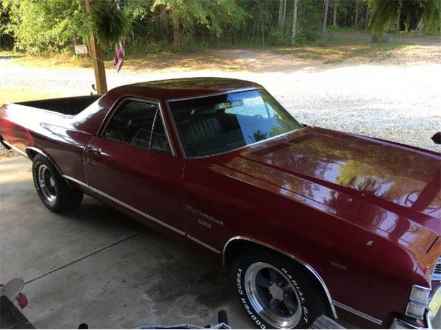 1971 Chevrolet El Camino (CC-1231248) for sale in Cadillac, Michigan