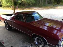 1971 Chevrolet El Camino (CC-1231248) for sale in Cadillac, Michigan
