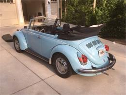 1971 Volkswagen Super Beetle (CC-1231251) for sale in Cadillac, Michigan