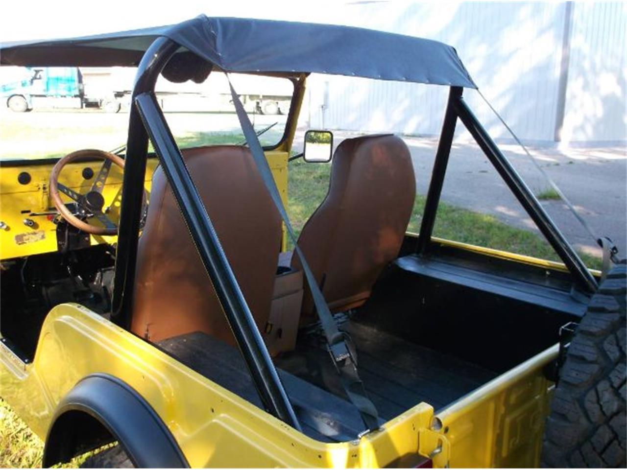 1974 Jeep CJ5 (CC-1231254) for sale in Cadillac, Michigan