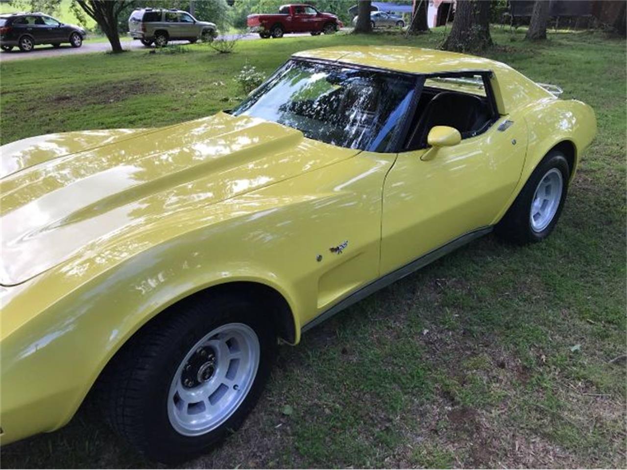 1977 Chevrolet Corvette (CC-1231257) for sale in Cadillac, Michigan
