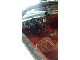 1977 Pontiac Firebird Trans Am (CC-1231258) for sale in Cadillac, Michigan