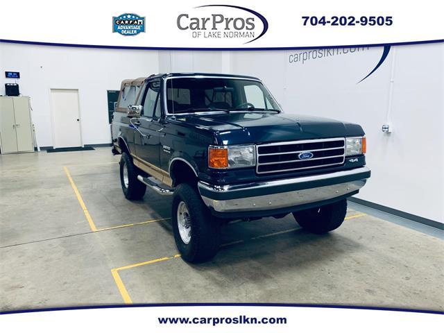 1989 Ford Bronco (CC-1231267) for sale in Mooresville, North Carolina