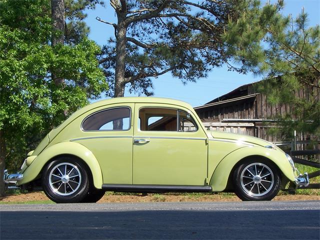 1960 Volkswagen Beetle (CC-1231276) for sale in Alpharetta, Georgia