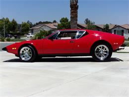 1973 De Tomaso Pantera (CC-1231282) for sale in Menifee, California