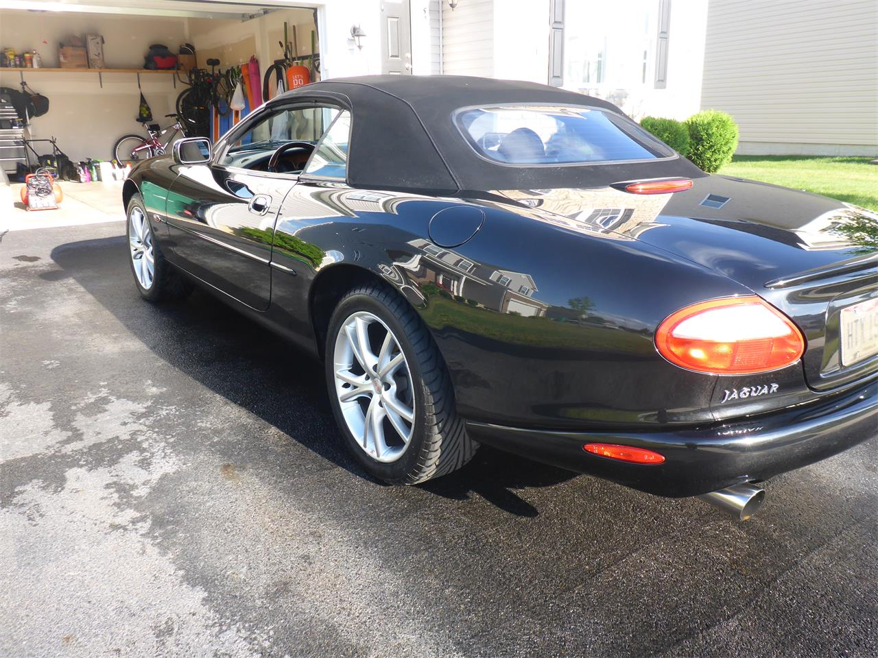 2000 Jaguar XKR (CC-1231286) for sale in Groveport, Ohio