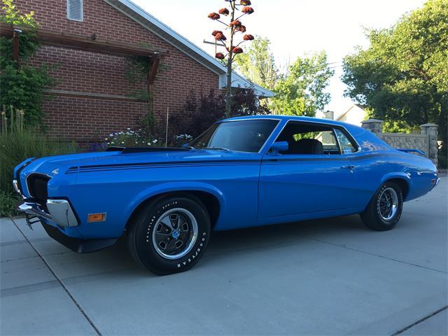 1970 Mercury Cougar (CC-1231290) for sale in West Jordan, Utah