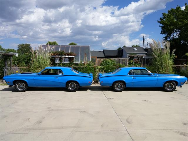 1970 Mercury Cougar (CC-1231290) for sale in Salt Lake City , Utah