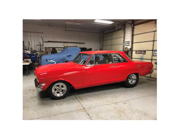 1963 Chevrolet Chevy II Nova (CC-1231301) for sale in Telford, Pennsylvania