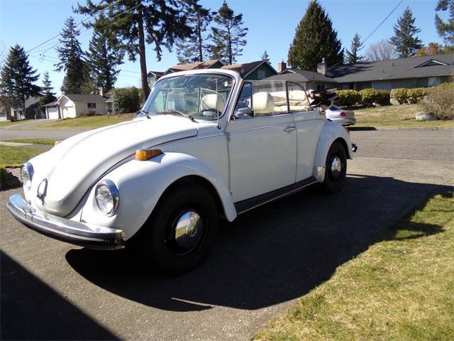 1977 Volkswagen Beetle