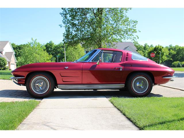 1963 Chevrolet Corvette (CC-1231317) for sale in Lake zurich, Illinois