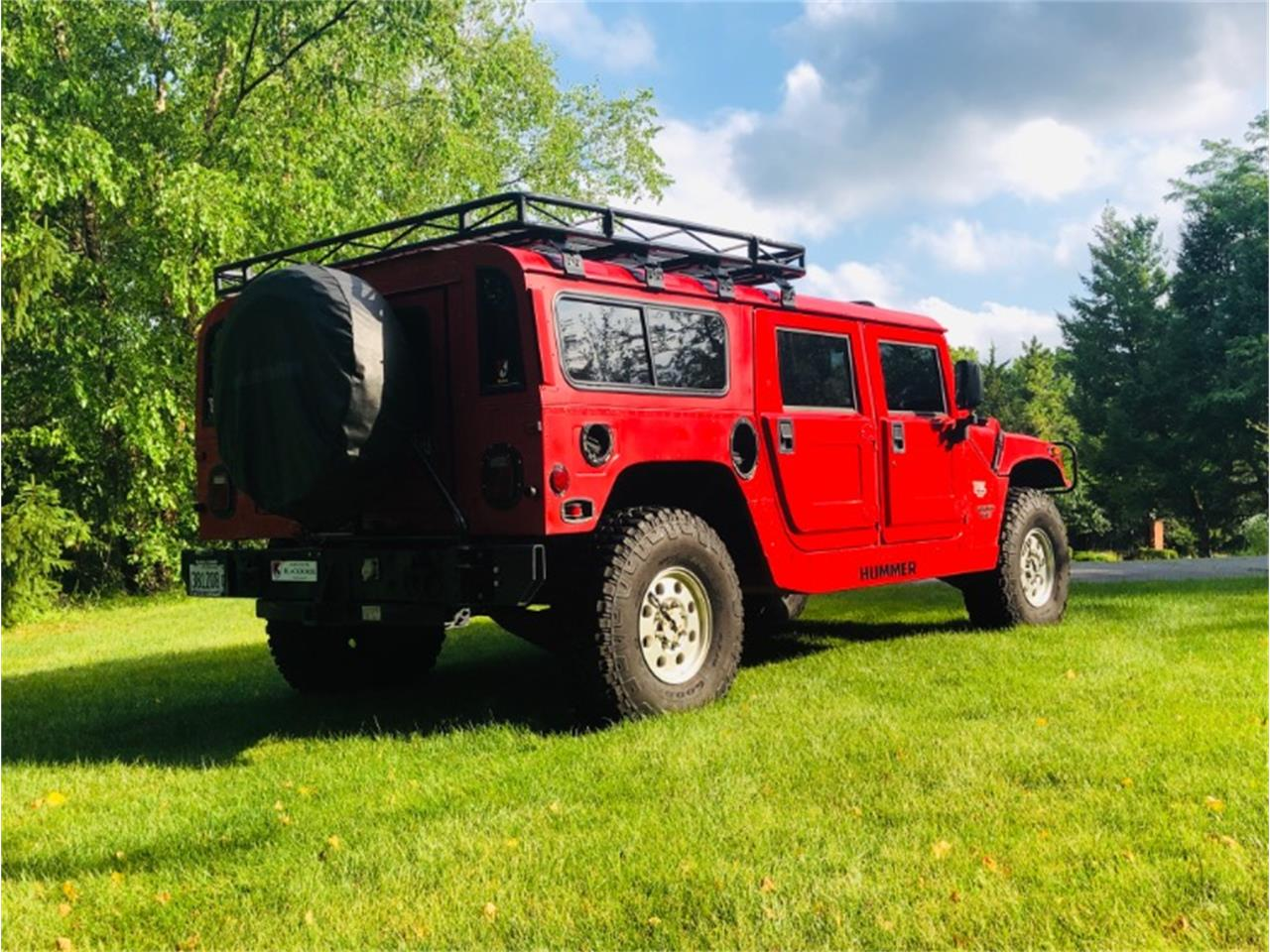 1997 Hummer H1 (CC-1231335) for sale in Mundelein, Illinois