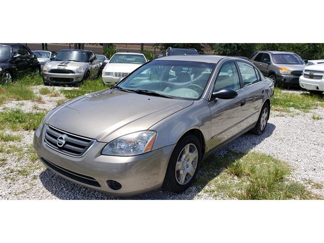 2004 Nissan Altima (CC-1231345) for sale in Orlando, Florida