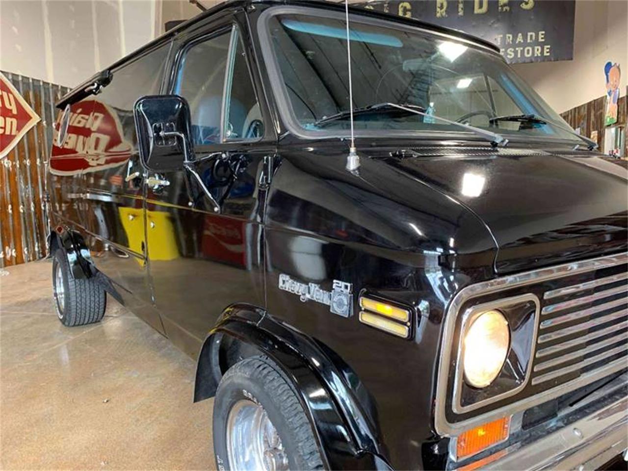 1977 Chevrolet Van (CC-1231357) for sale in Redmond, Oregon