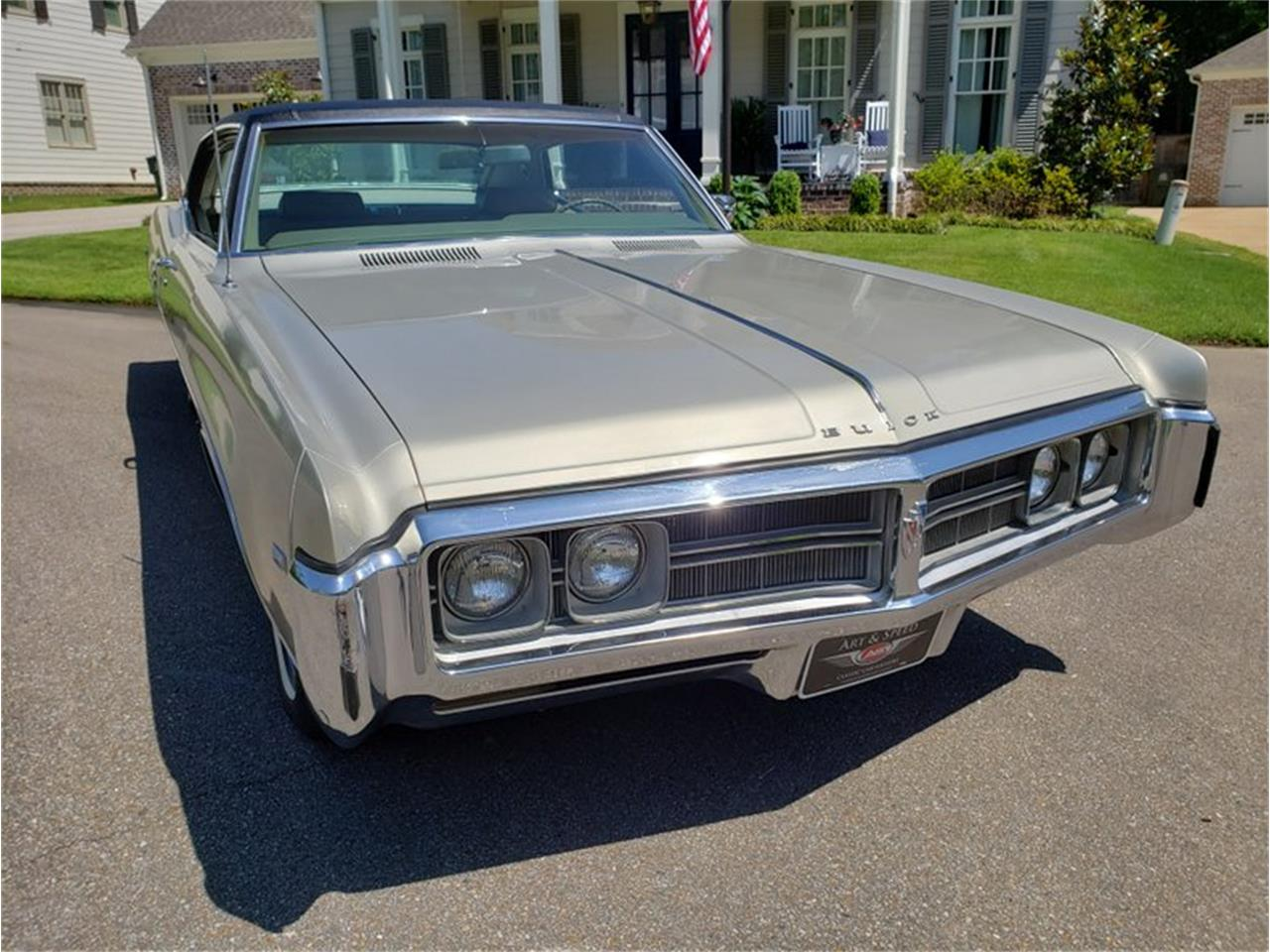 1969 Buick Wildcat (CC-1231370) for sale in Collierville, Tennessee